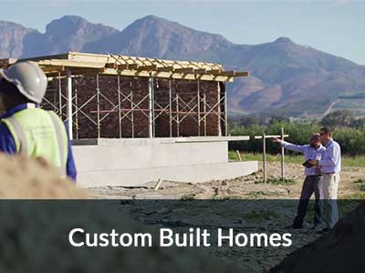 Paarl custom built luxury homes