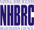 National Home Builders Registration Council NHBRC